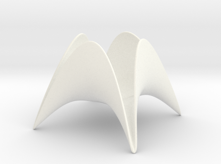 Paraboloid Candle Holder 3d printed