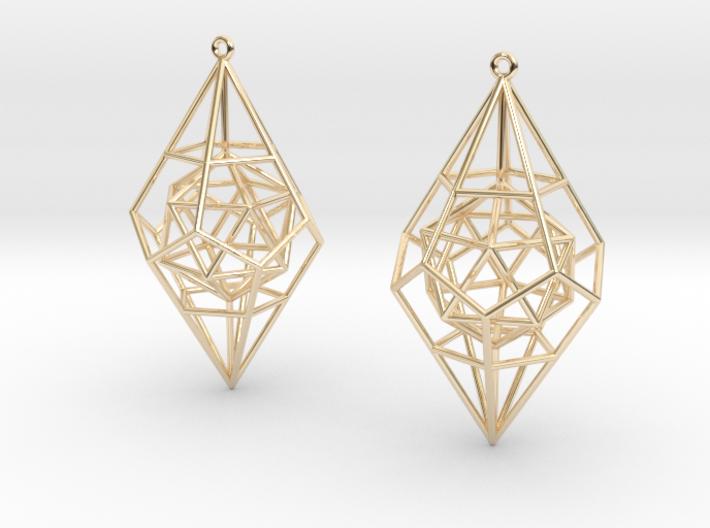 Quntessence (Symmetry) 3d printed