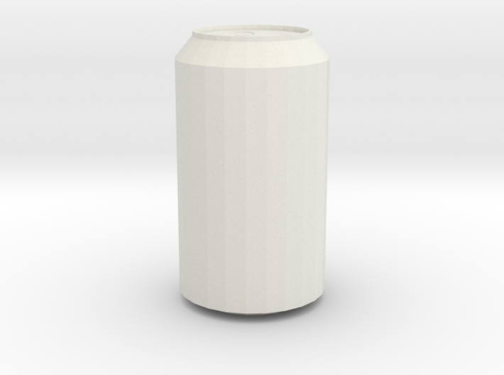 Soda Can 3d printed