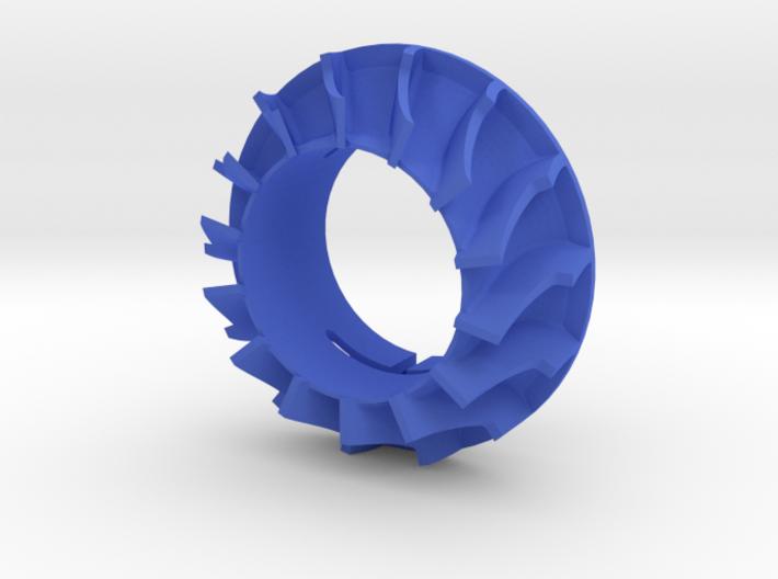 RC turbo Blower Turbine de refroidissement 3d printed