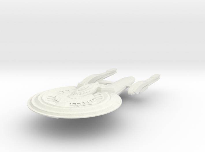 Beli Class HvyCruiser 3d printed
