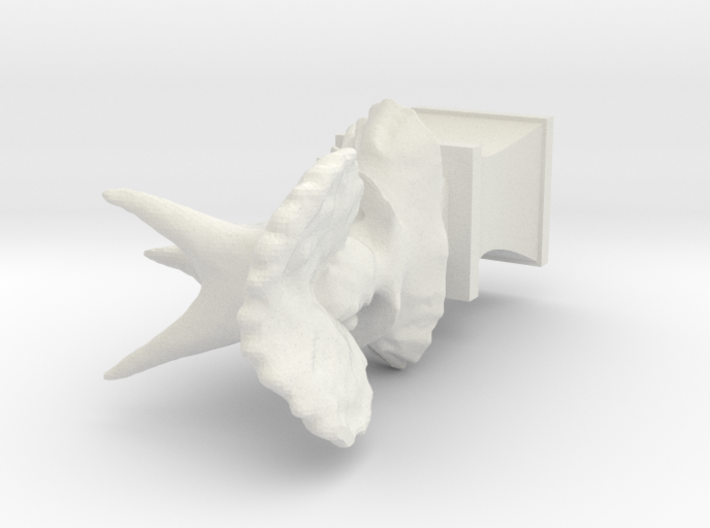 Test-extrude-trike5 (repaired) (repaired) (repaire 3d printed