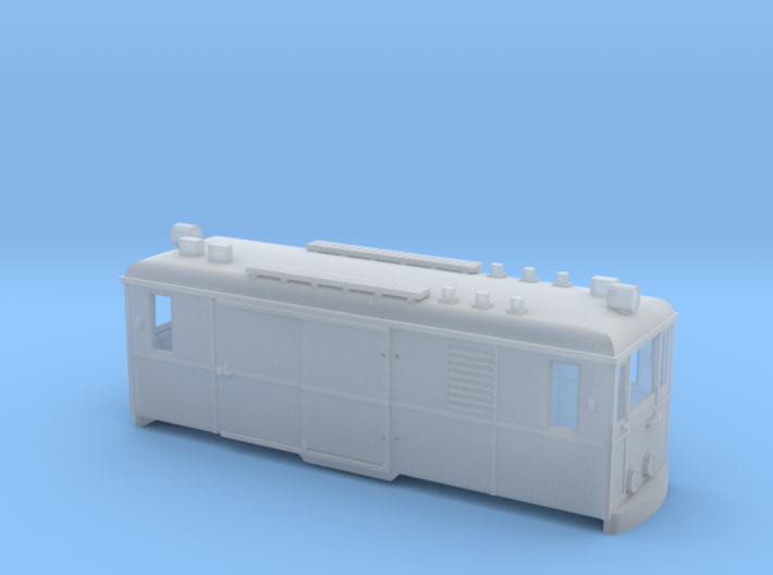 Body A1001 NZHTM 3d printed