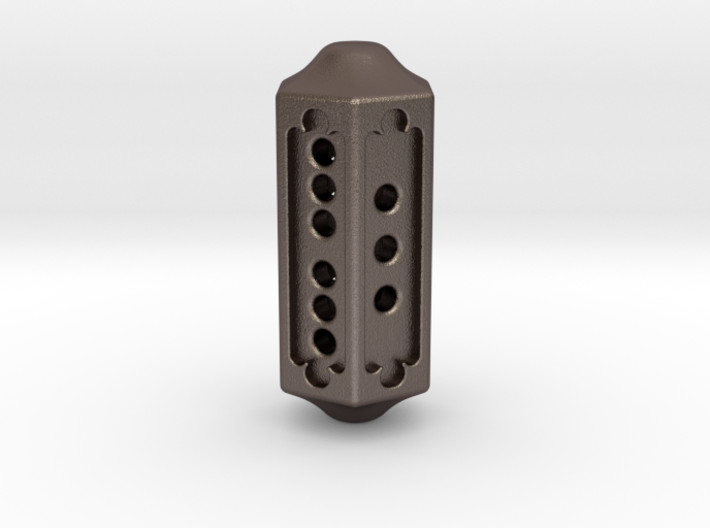 Rod Dice Metal (Hollow)  3d printed