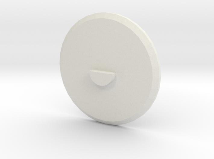 Disk 3d printed