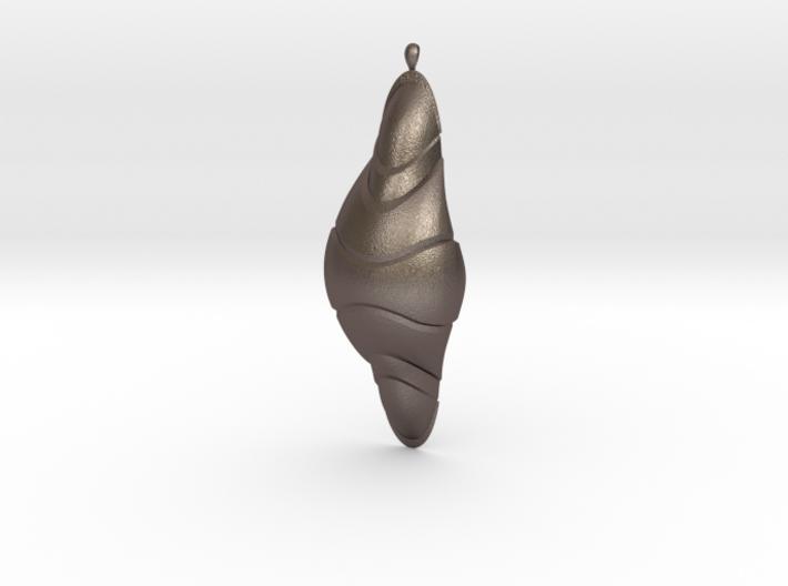 Qolombeh Pendant 3d printed