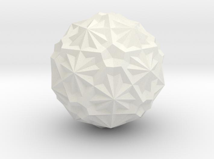 six pentagon dodekas 3d printed