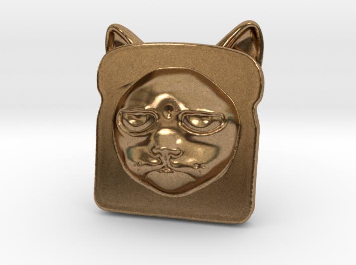 Bread Cat! AKA Toaster Kitty 3d printed