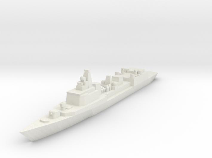 Luhai (Type 051B) 1:700 3d printed