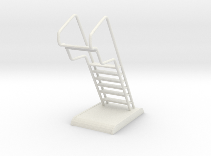 1/32 Scale Flight Deck Ladder 3d printed