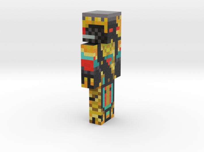6cm | MinecraftPunk34 3d printed