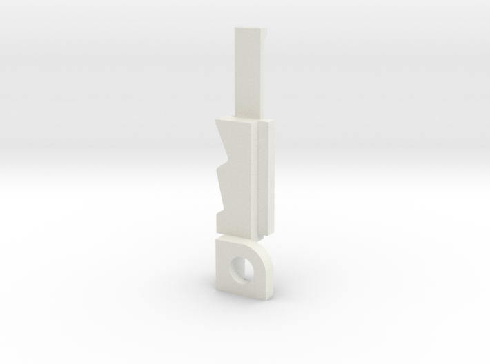 Sony ICF radio antenna mount 3d printed