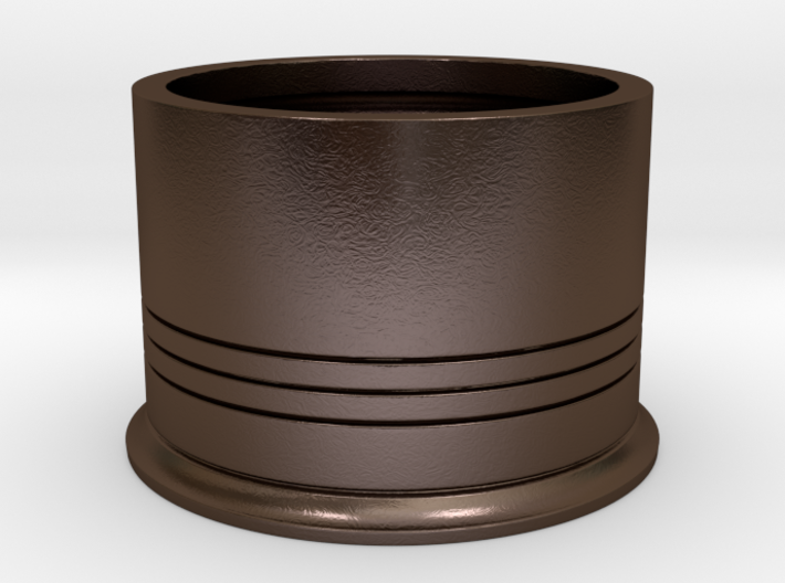 Shotgunshotglass Base 3d printed