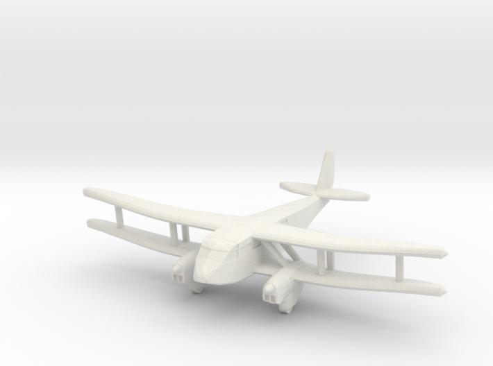 1/144 DH89 Dragon Rapide 3d printed