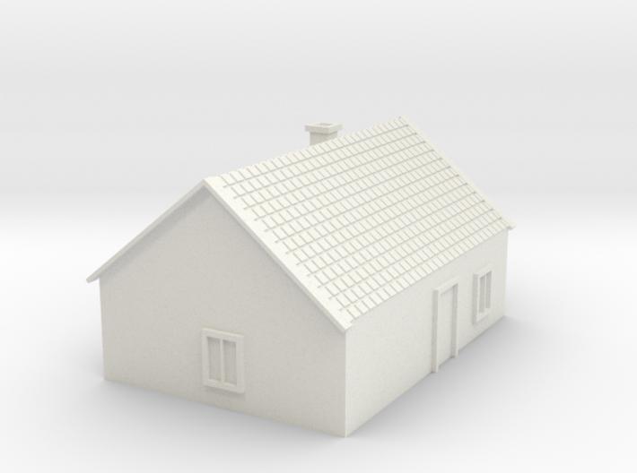 House 6 3d printed