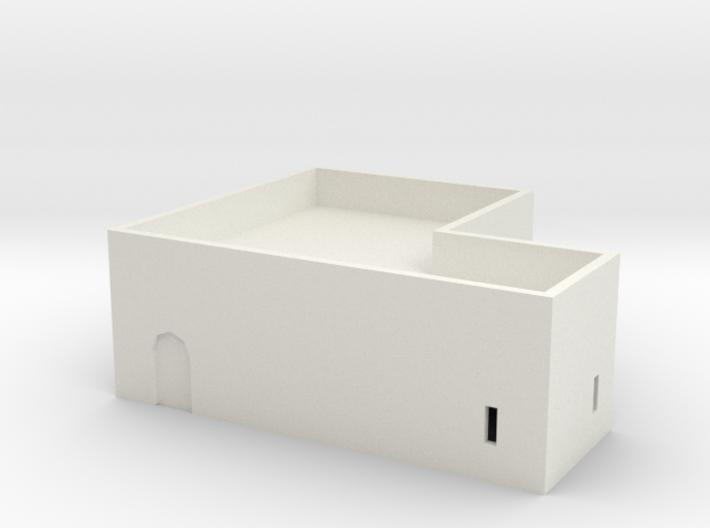 Desert House 2 3d printed