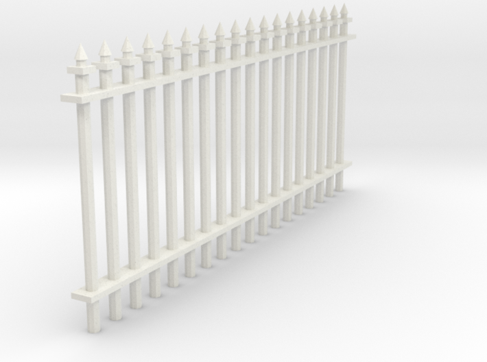 Fence 1 3d printed