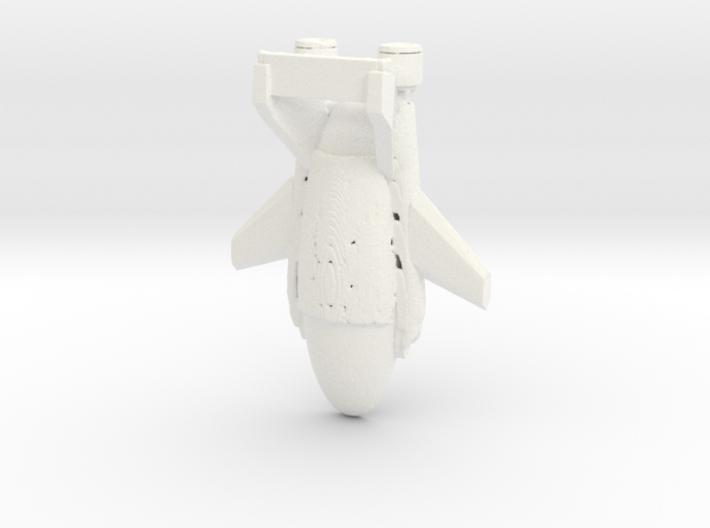 Xxcha Carrier 3d printed