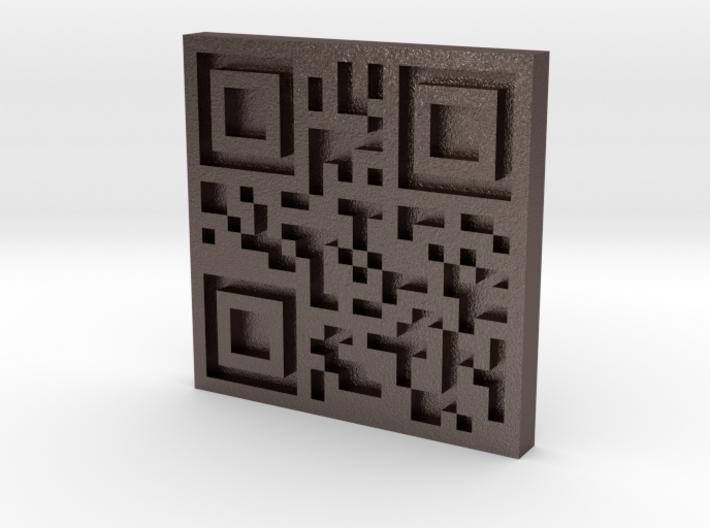 QRCode -- LUCIO ESPOSITO 3d printed