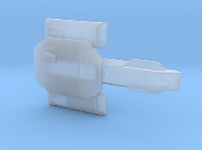 Excaliber X304 3d printed
