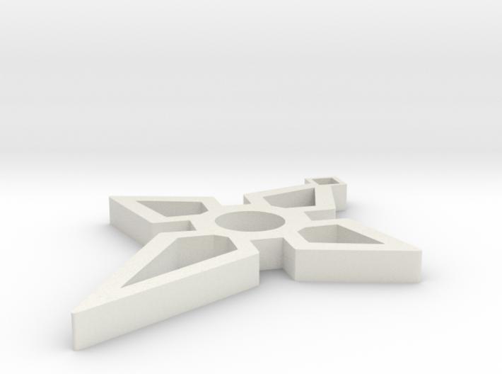 Cross Design 3d printed