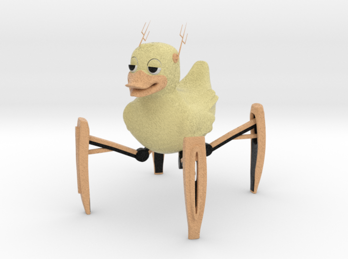 Duck (GWB Character) 3d printed