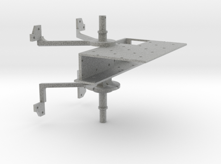 Rover, HOLDER1 2 3d printed