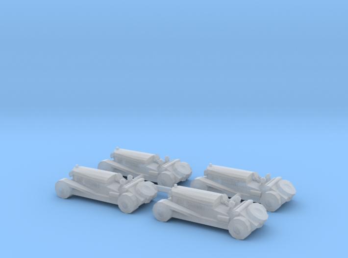 SSK Set 3d printed