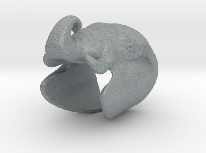 Elephant Gripper 23mm 3d printed