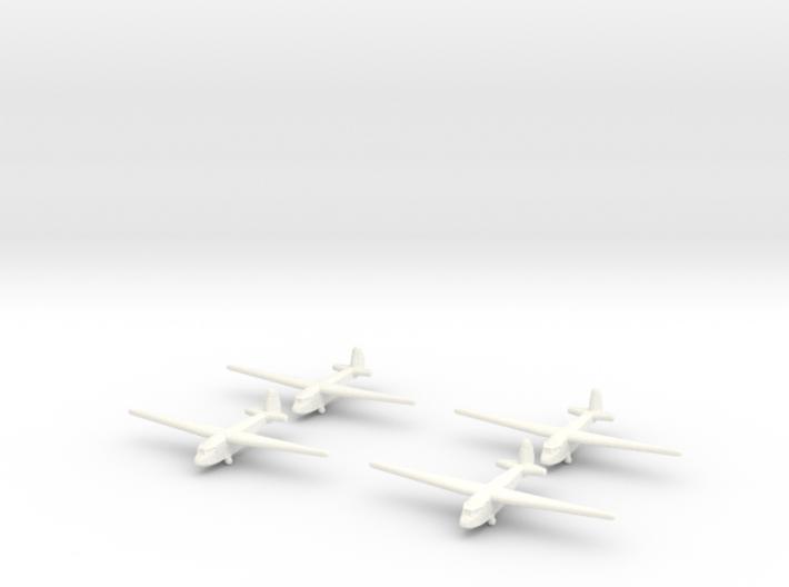 A-7 Glider (Russian)-1/700-(Qty. 4) 3d printed