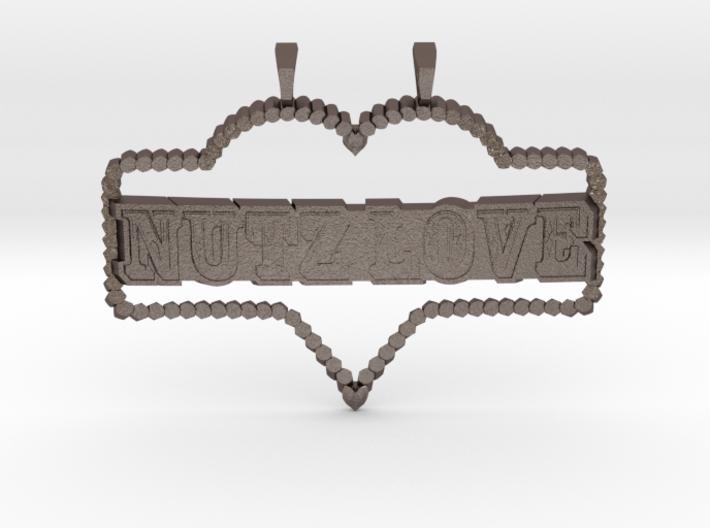 NuTz Love 3d printed