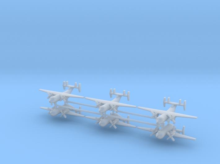 1/600 C-2A Greyhound (x6) 3d printed