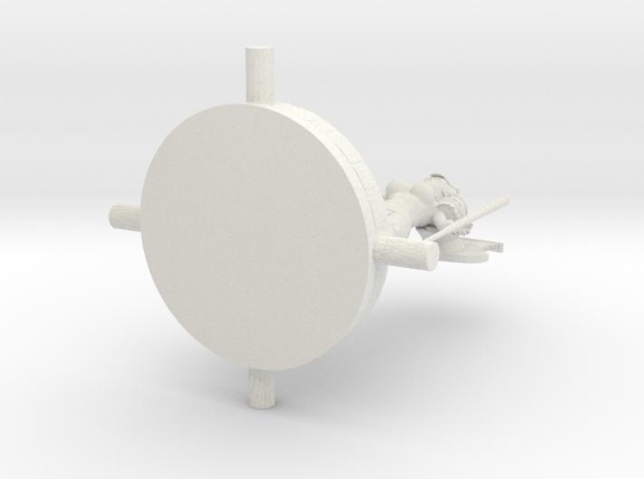 Low CP00 3d printed