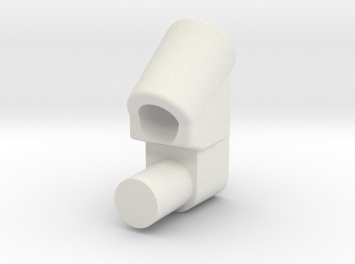 Douch Kop Houder 3d printed
