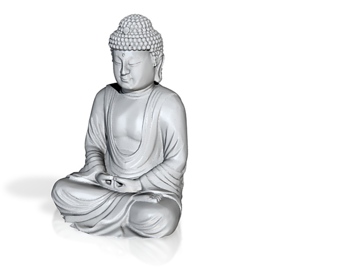Buddha - Sculpture 3d printed