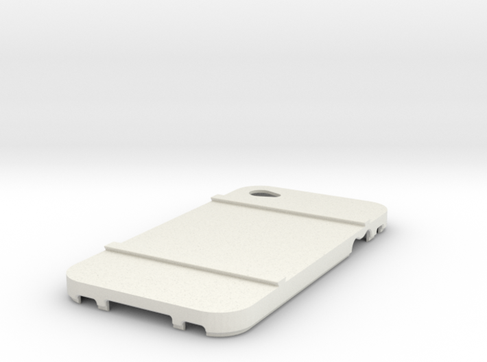 SMARTcase Iphone4 V1 Part2 3d printed