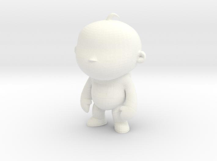 Toy V11 3d printed