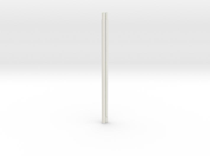 Leica / Wild GST20 1/4 scale tripod leg rods 3d printed