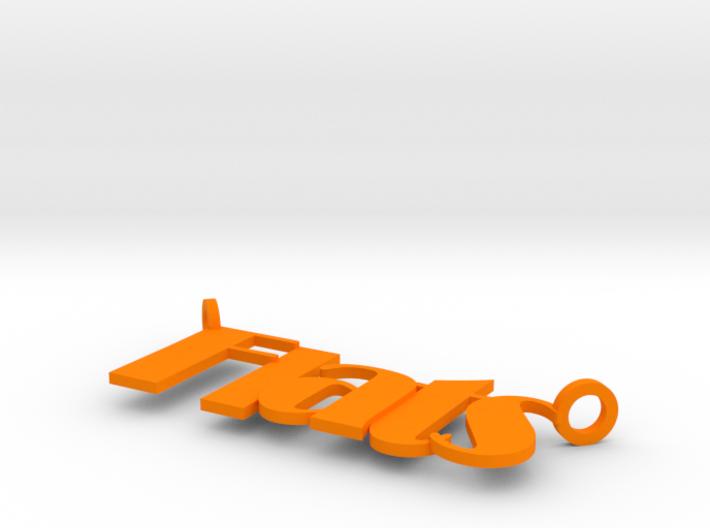 Flats 3d printed