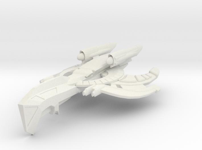 Wardog Class HvyCruiser 3d printed