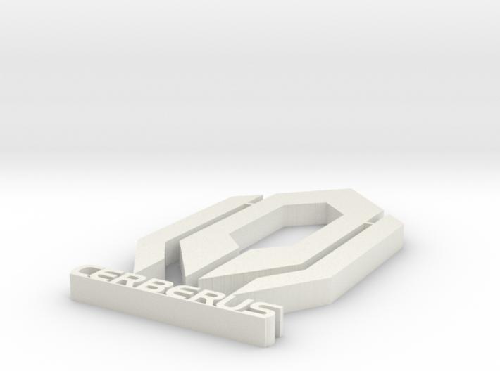 Cerberus 3d printed
