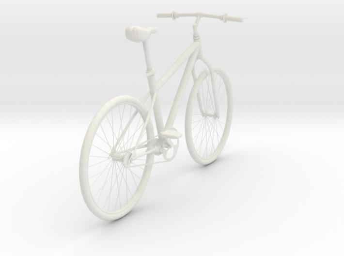 Bicycle 1-6 3d printed
