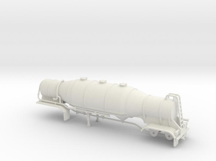 S-scale 1/64 Dry Bulk Trailer 08b 3d printed