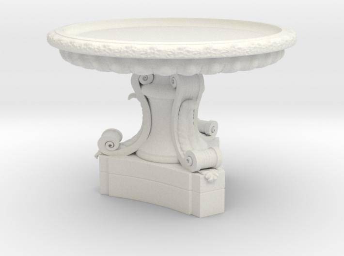 Versailles fountain 3d printed