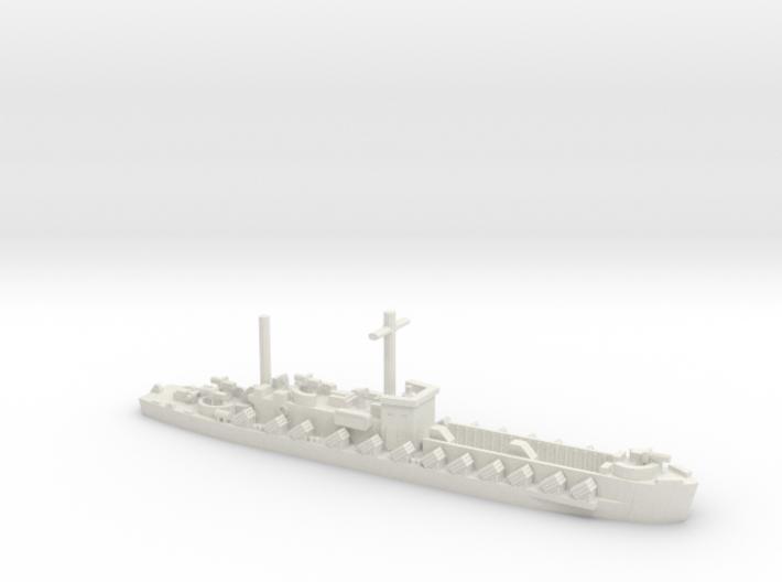 LCI(R) 1/700 scale 3d printed