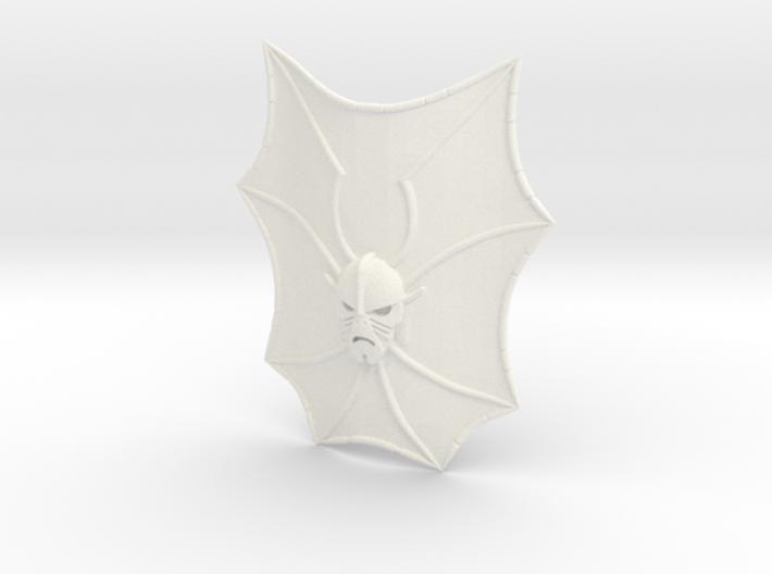 Horde Shield 3d printed