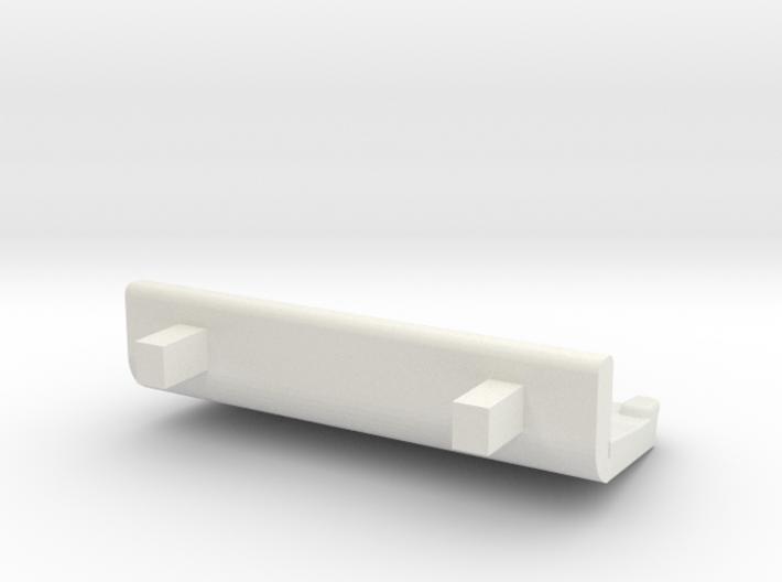 HO M7 Triple Seat 3d printed