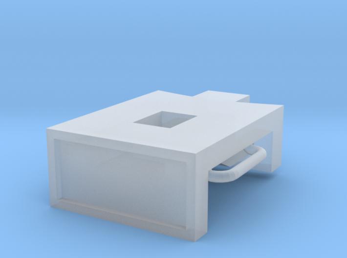 Headlight Bracket For Weaver 2-8-0 3d printed