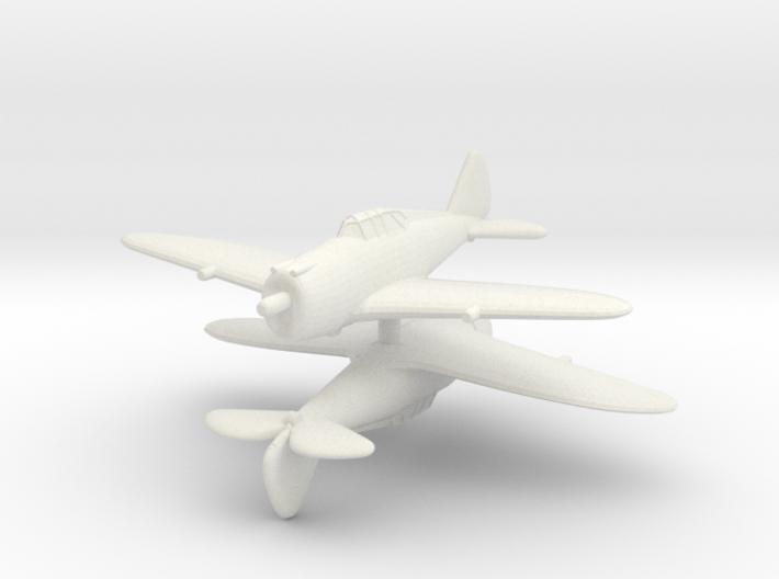 1/300 Republic P43 'Lancer' (x2) 3d printed