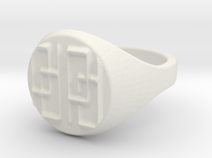 ring -- Sat, 27 Jul 2013 08:14:27 +0200 3d printed